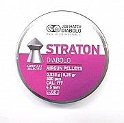 Diabolo JSB Straton 4,5mm 0,535g 500 ks