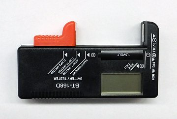 Digitální měřič baterií - 1