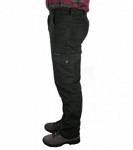 Kalhoty Afars Moleskin Slim vel. 110 - 1
