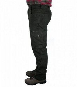 Kalhoty Afars Moleskin Slim vel. 86 - 1