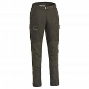 Kalhoty PINEWOOD Caribou Hunt 3985 dámské olivové vel. 36