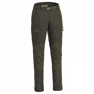 Kalhoty PINEWOOD Caribou Hunt 3985 dámské olivové vel. 38 - 1