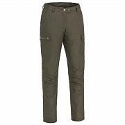 Kalhoty PINEWOOD Finnveden Tighter 3388 dámské olivové vel. 34