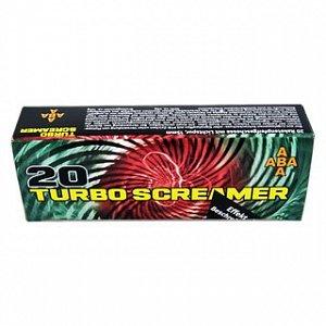 Kombinovná pyrotechnika ABA Turbo Screamer - 1