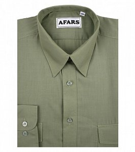 Košile Afars společenská s dlouhým rukávem vel. 40 - 1