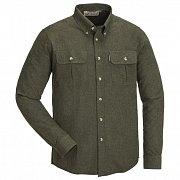 Košile PINEWOOD Edmonton 5333 zelená melange vel. XL