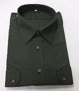 Košile zelený proužek vel. 48