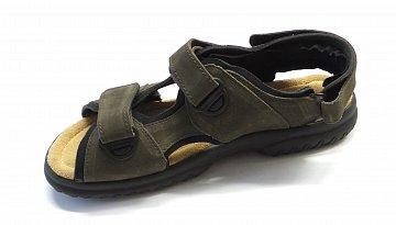 Lovecké sandály Afars vel. 47 - 3