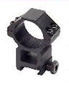 Montáž dvoudílná střední 30mm weaver - 2