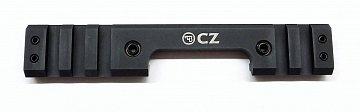 Montáž lišta weaver CZ455/452 - 1