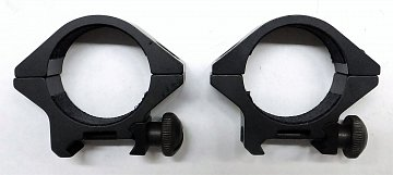 Montáž weaver 30mm - nízká - 1