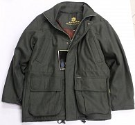 Myslivecká bunda Afars Forest  zimní zelená vel.  S