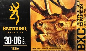Náboj Browning BXC 30-06 Spr. 185gr. 20ks - 1