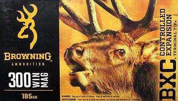 Náboj Browning BXC 300 Win. Mag. 185gr. 20 ks - 1