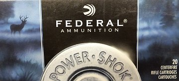 Náboj Federal 243Win. POWER SHOK 100gr. 20 ks - 1