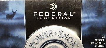 Náboj Federal 270 Win POWER SHOK 150gr. 20ks - 1