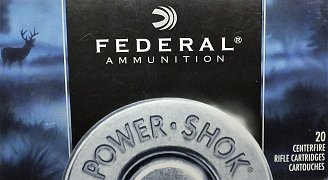 Náboj Federal 30-06 Spr. POWER SHOK 180gr. 20ks
