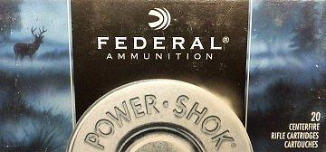 Náboj Federal 30-30Win. POWER SHOK 170gr 20ks - 1