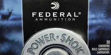 Náboj Federal 300 Win. Mag. POWER SHOK 180gr. 20ks - 1