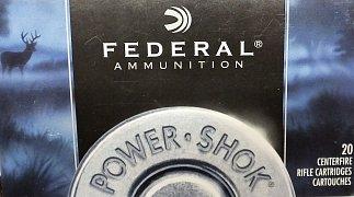 Náboj Federal 308 Win. POWER SHOK 180gr. 20ks
