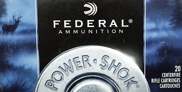 Náboj Federal 7 mm Rem. Mag. POWER SHOK 150gr. 20ks
