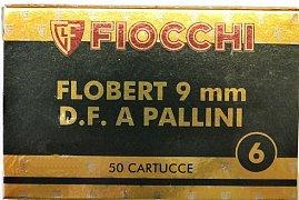 Náboj FIOCCHI 9mm FLOBERT brokový