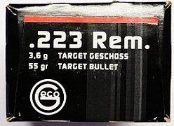 Náboj Geco .223 Rem TM 3,6g 50 ks