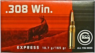 Náboj GECO .308 Win. Express 10,7g 20 ks