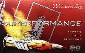 Náboj Hornady 270 Win. Superformance SST 130gr 20ks