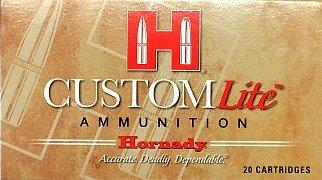 Náboj Hornady 30-30 Win. Custome Lite RN 150gr.