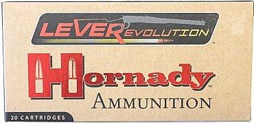 Náboj Hornady 45-70 GOVT. Lever Evolution FTX 325GR. 20 ks