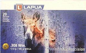 Náboj Lapua 308 Win. MEGA 12g 20 ks