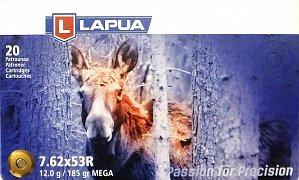 Náboj Lapua  7,62x53R Mega 12 g 20 ks