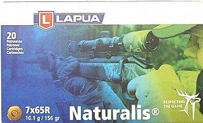 Náboj LAPUA 7x65R Naturalis 10,1g 20 ks