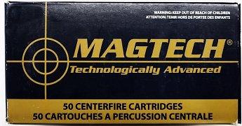 Náboj MAGTECH 30 Carbine 7,13g SP 50 ks