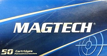 Náboj Magtech 357 Mag. SJHP 10,24g 50ks