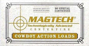 Náboj MAGTECH .44 SPL L-Flat 15,55g 50ks