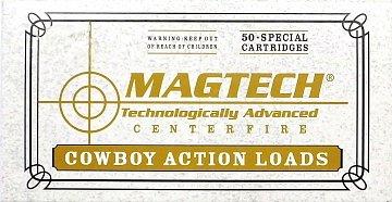 Náboj MAGTECH .44 SPL L-Flat 15,55g 50ks - 1