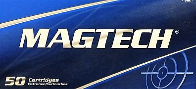 Náboj MAGTECH 9mm LUGER JSP FLAT 6,15g 50ks