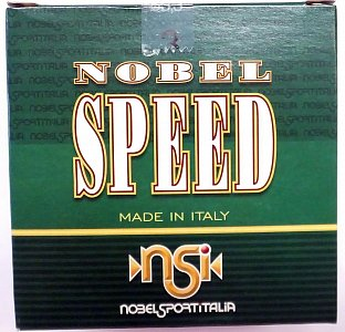 Náboj NSI Nobel Speed HP 12x70 34g 25 ks - 1