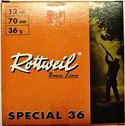Náboj ROTTWEIL 12x70 Special 36