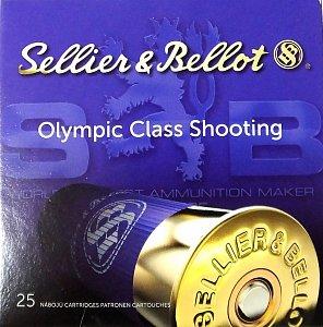Náboj S&B 12x70 TRAP 24 Super 2,4mm - 1