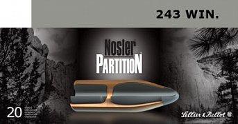 Náboj S&B 243 Win. NSR 6,5g 20 ks
