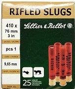 Náboj S&B 410/76 Rifled Slug 25 ks