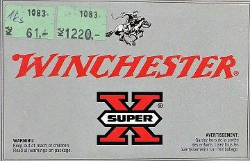 Náboj Winchester 7x64 Power Point 20ks - 1