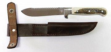 Nůž Bareš č. 2 pevný  - 1