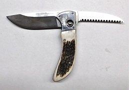 Nůž Bareš překlápěcí ELMAX