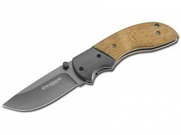 Nůž Böker Magnum Pioneer Wood - 1