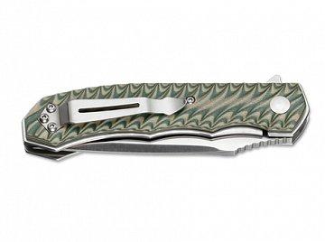 Nůž Böker Magnum Satin Green - 2