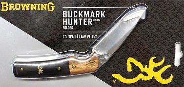 Nůž Browning Buckmark Hunter (B3220231)